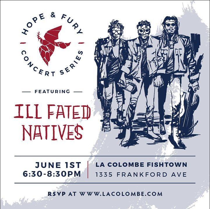 La Colombe ft Ill Fated Natives