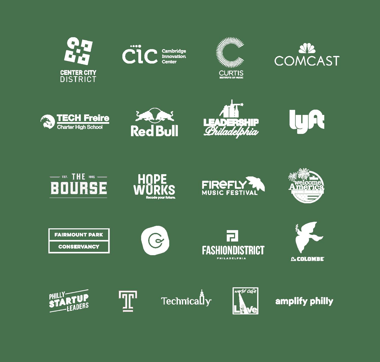 REC Agency Site Logos